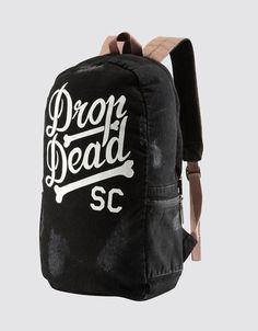 Boner Backpack, Drop Dead Clothing