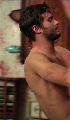 Oh sweeet jamie! #jamiedornan #sexy #christiangrey