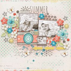 Layout using {Capturing Life: June} Digital Scrapbook Kit by Blagovesta Gosheva available at Sweet Shoppe Designs http://www.sweetshoppedesigns.com//sweetshoppe/product.php?productid=34297&cat=&page=1 #blagovestagosheva #digiscrap #digitalscrapbooking #sweetshoppedesigns