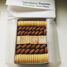 Zuckerbackerei Kayanumaのクッキー詰め合わせ