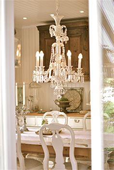 elegant dining So beautiful!