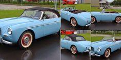 All Cars NZ: 1956 Volvo Sport P1900