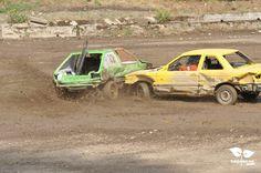 Hope Brigade Days Mini-Stock Races (Motorsports Bowl). www.HopeBC.ca
