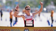 Canadian Evan Dunfee elated IAAF keeping 50K race walk