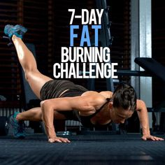 7 Day Fat Burning Challenge