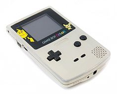 Amazon.com: Pokemon Limited Gold/Silver Edition, Game Boy Color: Video Games