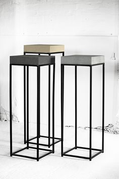 Hire & Purchase Ranges - Display & Exhibition Plinths - PLINTHS.LONDON - Exhibition and display plinths available for hire or purchase in the UK, Luxury plinths and Bespoke design service