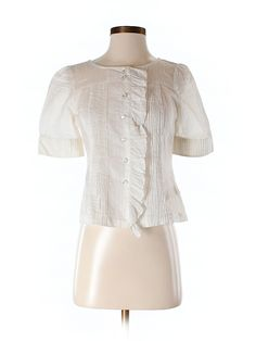 Check it out - Odille Short Sleeve Blouse for $20.49 on thredUP!