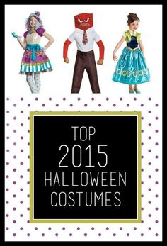 """What do minions, Cinderella, and Darth Vader all have in common? Why, they're all considered to be some of 2015's top Halloween costumes, of course! Although ghouls, witches, and ghosts are timeless classics, many kids will be moving more towards portraying their favorite movie character instead. Characters from the movie """"Frozen"""" are extremely popular with girls, as are Star Wars themed costumes with boys. Keep reading for more costume ideas from eBay!"""