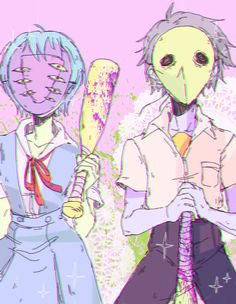 Neon Genesis Evangelion Rei Ayanami Kaworu Nagisa