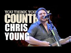 You Think You Know Chris Young?  Y'all are gonna love this! Promise!  A montage of Chris Young's life including clips from Pre RCA songs!