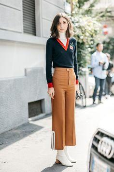Diletta in Gucci | Sandra Semburg | @andwhatelse