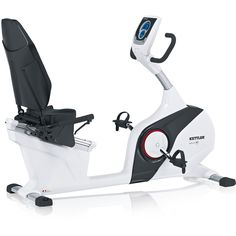 Kettler Golf R Magnetic Recumbent Bike. Type: Recumbent--Supports your lower back while giving you better posture for a more enjoyable workout. . Resistance Type: Motor-Controlled Magnetic--. Display: LCD--Crisp and clear display that is easy-to-read. Time Readout--Displays the amount of time that you have been riding.. Calories Burned Readout--Shows the number of energy calories that were burned.. Pulse Readout--Keeps track of your heart rate for training in your target heart rate zone....