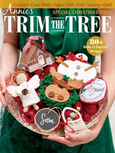 Annies Special Christmas Issue: Trim the Tree