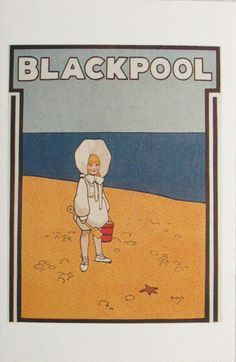 Image result for blackpool poster