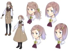 Esty Concept from Atelier Rorona: The Alchemist of Arland