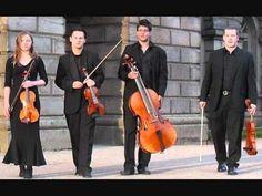 Road Trip Music:  Pachelbel Canon - The Endymion String Quartet, North West England  #VolvoJoyride