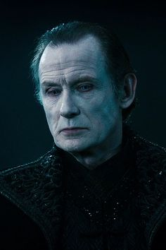 "Bill Nighy in ""Underworld: Rise of the Lycans"" Underworld Movies, Underworld Kate Beckinsale, Bill Nighy, Osmond Family, World Of Darkness, Type I, Sith, One Kings, Vampires"