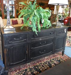 Cabinet, Buffet/Television $179.00. - Consign It! Consignment Furniture