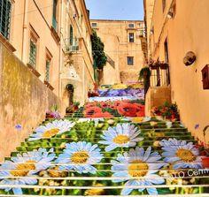 Infiorata di Noto dal 12 al 15 Maggio 2016 #infiorata2016 #noto #infioratadinoto #fiori #flower #art #streetart #sicilia #sicily