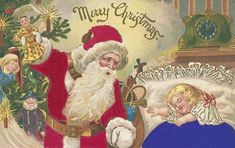Merry Christmas Greeting Card for Sale by American School