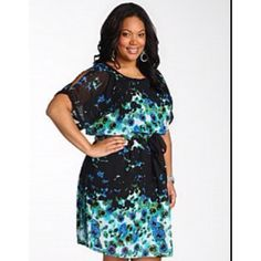 Dress by Ashley Stewart