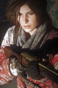 Lara in Rise of the Tomb Raider Tomb Raider Game, Tomb Raider Lara Croft, New Lara Croft, Geeks, Survival, Rise Of The Tomb, Raiders, Game Art, Beautiful
