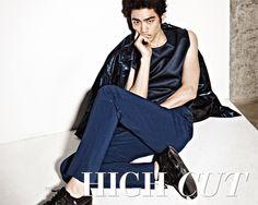 Sung Joon - High Cut Magazine Vol.122
