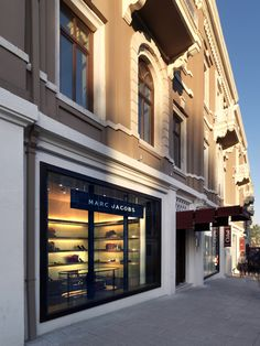Marc Jacobs Collection Store in #Istanbul, #Turkey