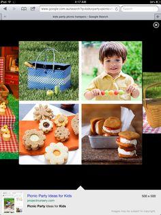 Little people's food