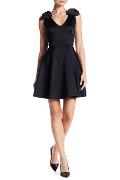 Amelie Fit & Flare Dress
