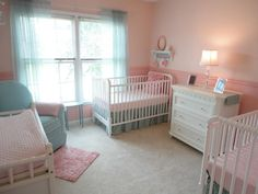 I bought these Jenny Lind cribs for my twin girls and we LOVE them! So charming and sweet.