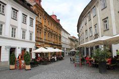 Ljubljana- a gem of a city! #Slovenia