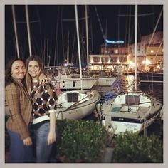 #CamilaRaznovich Camila Raznovich: Strolling around town ...#napoli #friends #heythere #thatslife #travelling #currentmood #saturdaynightfever