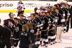 BEST tradition in all of sports.  #lakings
