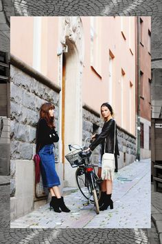 Stockholm In a Day With Say Lou Lou | Free People Blog #freepeople