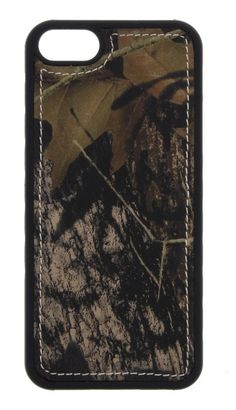 Nocona Mossy Oak Camo iPhone 5 Case