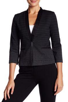 Variegated Stripe Jacket