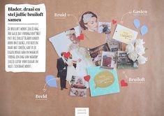Zijn de trouwplannen gemaakt? Dan is het tijd voor de invulling van de bruiloft: een trouwlocatie boeken, trouwjurk kopen, een trouwfotograaf vragen en nog veel meer! // Girls of honour