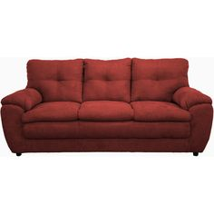 Red Barrel Studio Beneduce Sofa Upholstery: Bulldozer Burgundy