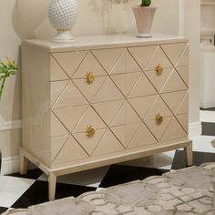 High End Modern Italian Chest Of Drawers