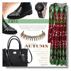 """""""welcome autumn"""" by fashion-pol ❤ liked on Polyvore featuring Vince"""