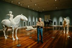 At 84, an Artist Tries Something New: Displaying His Work - The New York Times