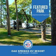 Oak Springs Rv Resort Florida Wilder Rv Resorts Resort Famous Beaches Rv Parks