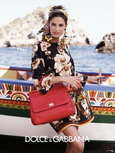 Dolce & Gabbana Sprign 13 Ad Campaign