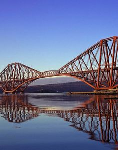The Forth Bridge, Sc