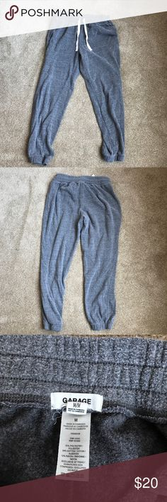 Garage sweatpants! Cozy Garage sweatpants! Garage Other