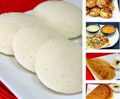 Multi-purpose Batter for Indian Breakfast