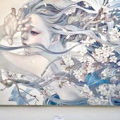 """1,149 Likes, 15 Comments - azusa chiyoda / 千代田 梓 (@azusa_doll) on Instagram: """"Miho Hirano solo show Miho Hirano ( @mihohiranoart ) is one of my most favorite artists❤️ Show✨【…"""""""