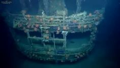 VIDEO:  The Wreck of Passenger Freighter Robert E. Lee.......
